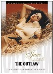 Jane Russell in the Outlaw directed by Howard Hughes